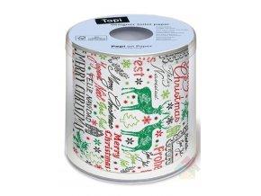 vánoční toaletní papír 047 000226