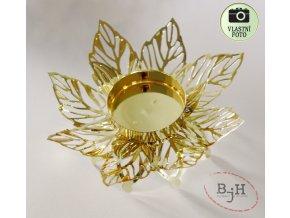 Svíce zlatý