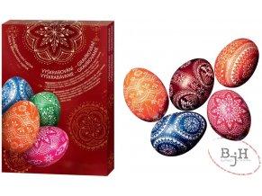 Zdobení velikonočních vájíček