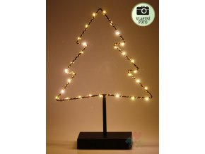 vánoční svítící dekorace