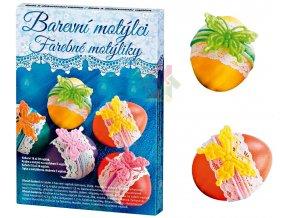 zdobení velikonočních vajíček s detmi