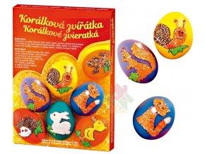zdobení velikonočních vajíček pro děti