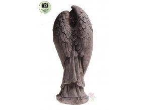 socha anděla