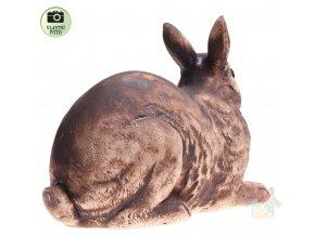 zahradní dekorace králík