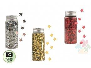 konfety mini hvězdičky