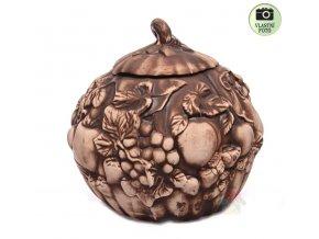 Dýně z keramiky