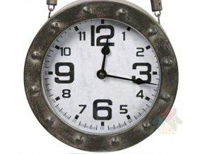 kovové hodiny