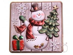 vánoční samolepky 10351