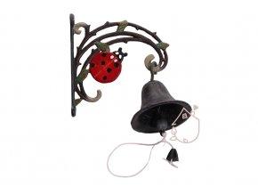 zvonek beruska 21 cm