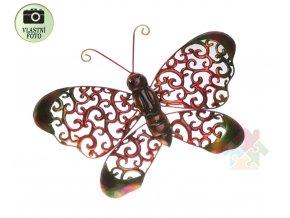 motýl do zahrady