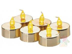zalté svíčky 11455