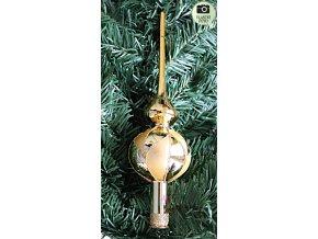 špice na vánoční stromeček