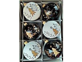vánoční ozdoby 7106