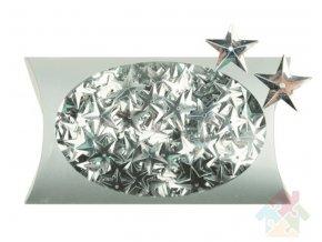 hvězdy stříbrné
