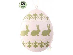 velikonoční vajíčko plechové