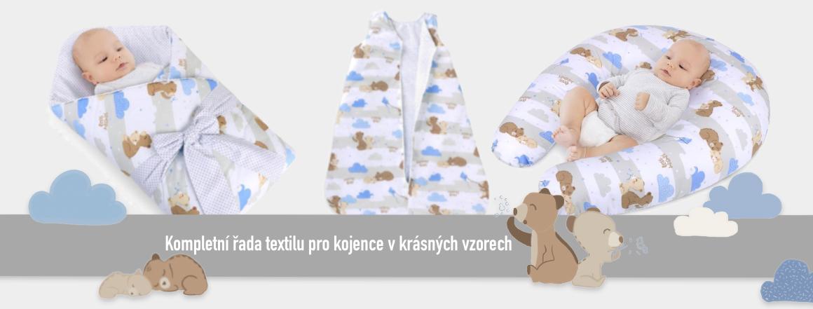 Bytový textil pro kojence