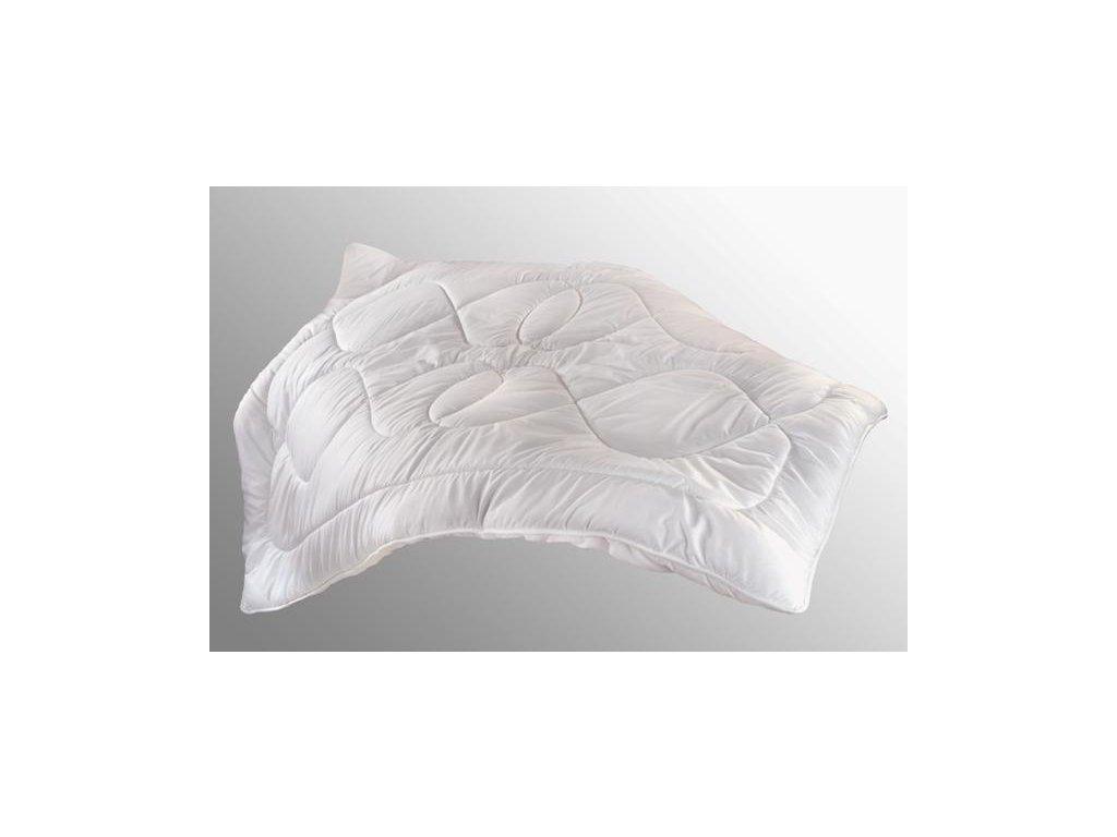 Brotex Přikrývka Luxus Plus 140x200cm celoroční 1000g, Barva: Bílá