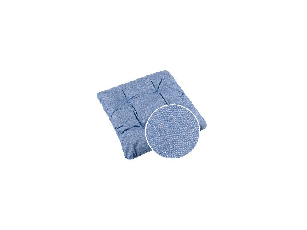 21848 sedak adela prosivany 40x40 cm sv modra uni efekt rezna