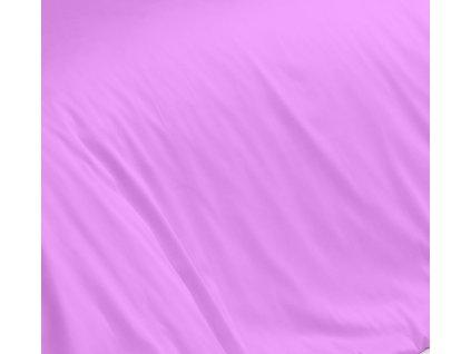 Bellatex Povláček bavlněný satén 40 x 40 cm šedorůžový kvítek