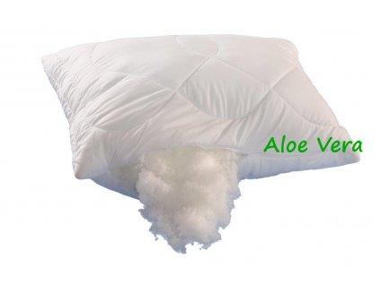 Brotex Polštář Aloe Vera 70x90cm 900g se zipem kuličky UNICO