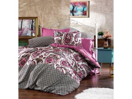 79221 Z 1851 1851 loran pink satenove povleceni