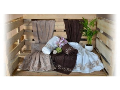 32072 stanex frote osuska exclusive 70x140 hneda
