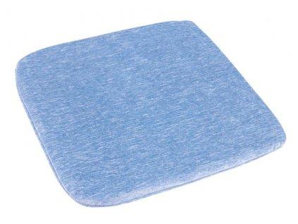 59867 sedak zaneta hladky 38x38 cm modry