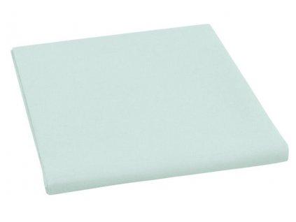 Bellatex Plátěné prostěradlo plachta 150x230 cm mentol