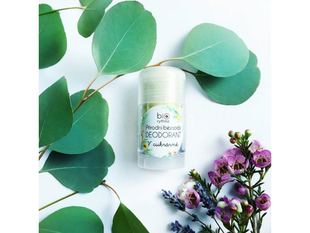 Bezsodý deodorant V cukrárně 30g (plast)