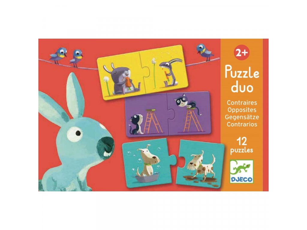 Duo Puzzle PROTIKLADY