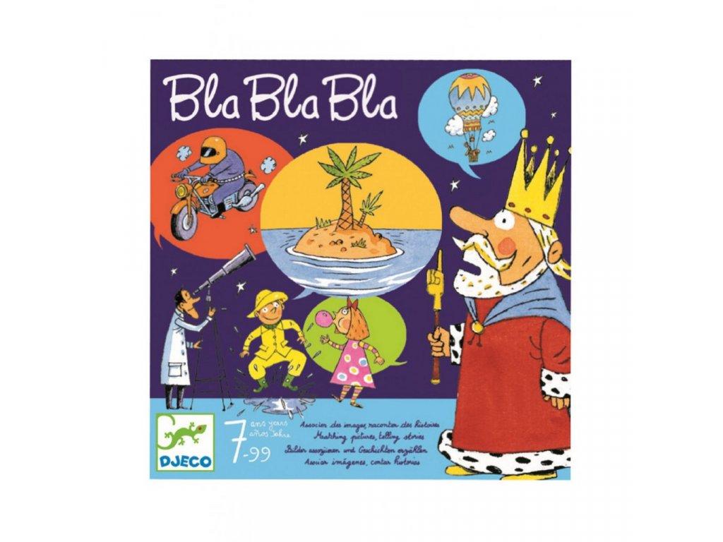 Hra Bla bla bla