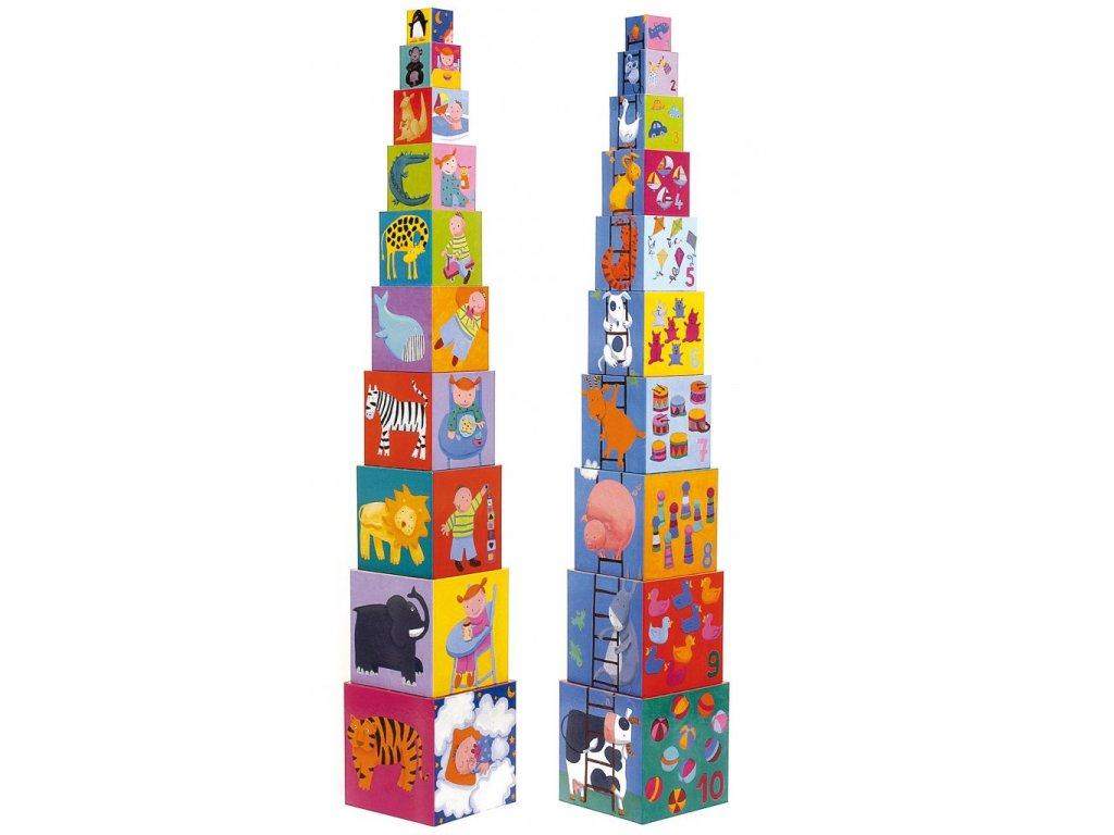 Krabičková věž VESELÁ