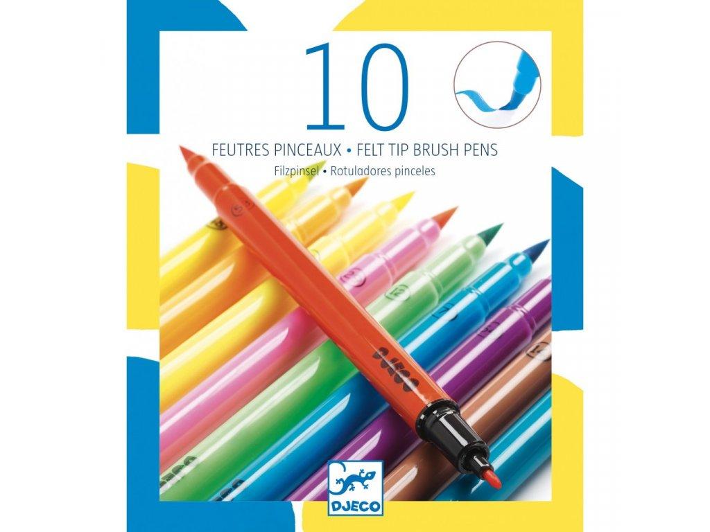 Fixy, 10 ks v populárních barvách