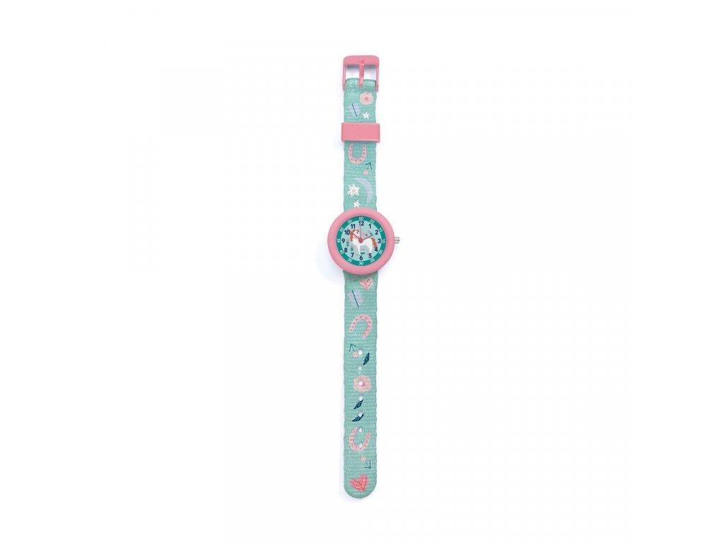 Dětské hodinky Koník