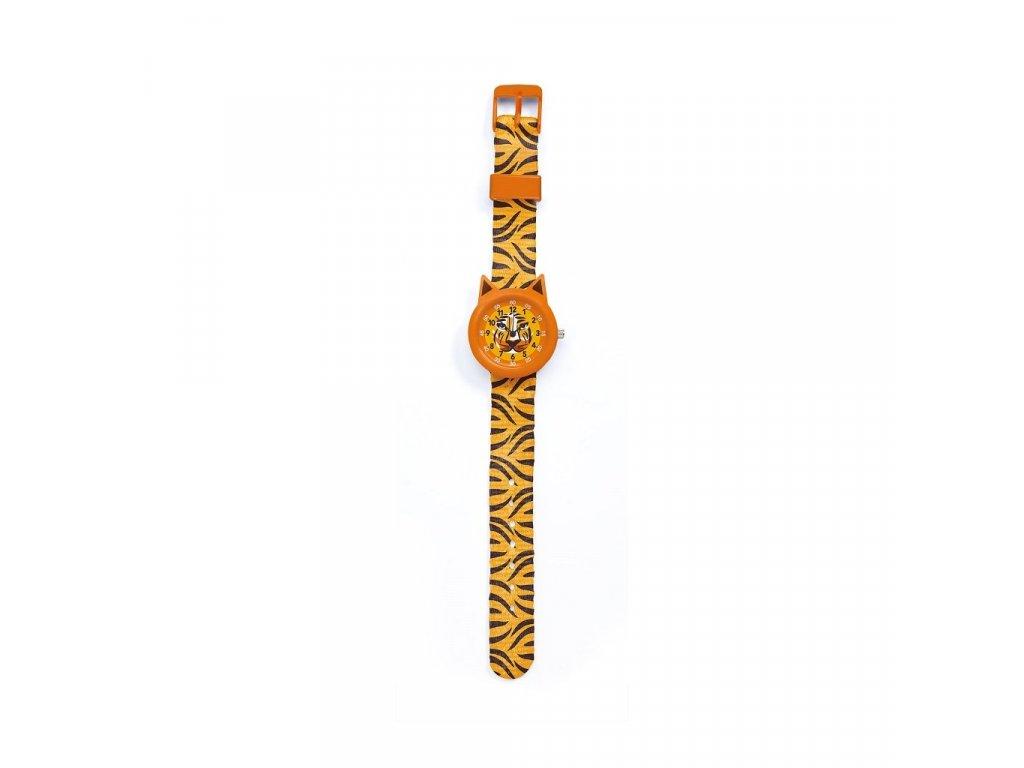 Dětské hodinky Tygr