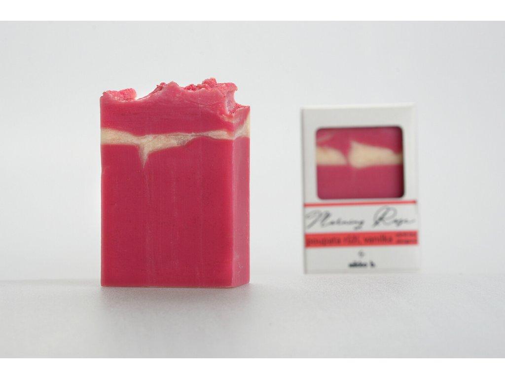 Mýdlo Morning Rose 90g