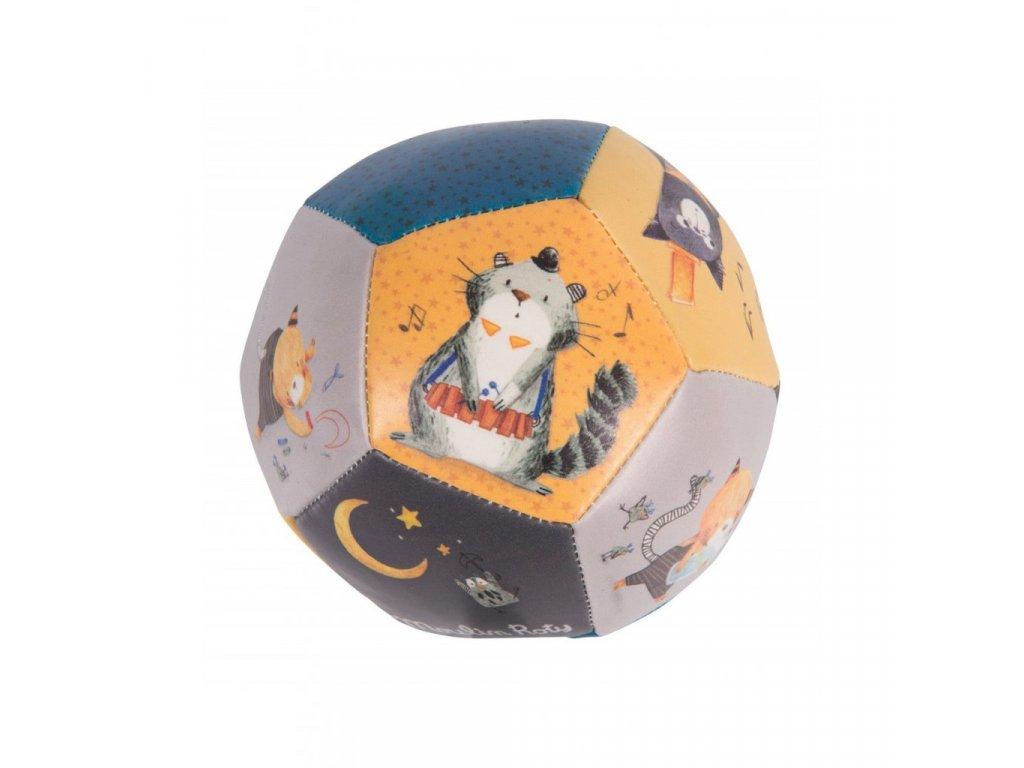 Měkkoučký míč Medvídek a kamarádi