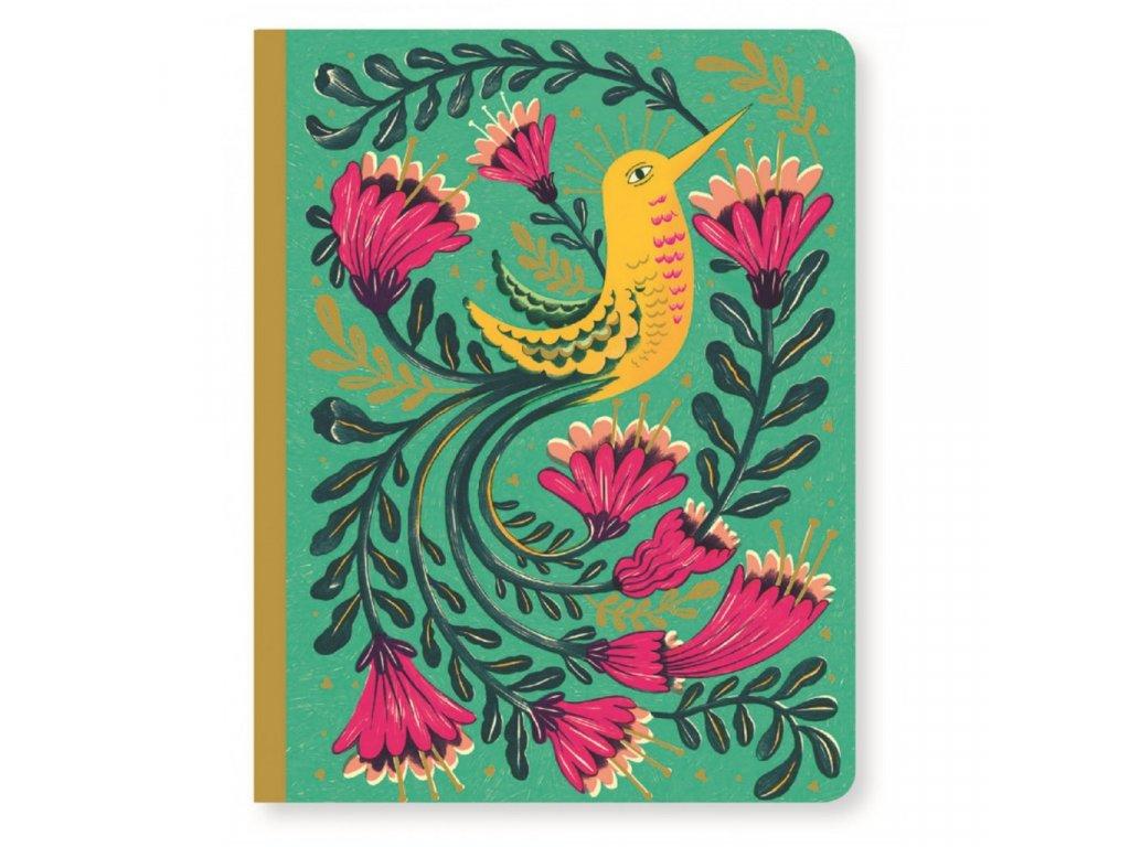 Krásný designový zápisník Melissa