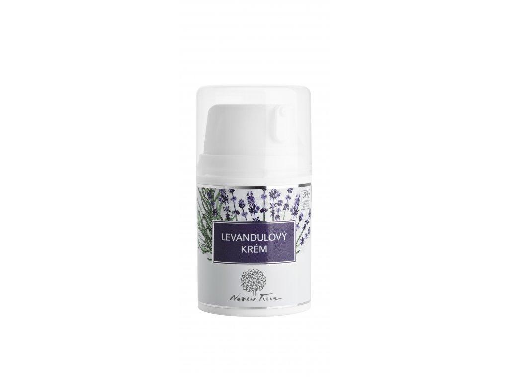 Levandulový krém 50 ml