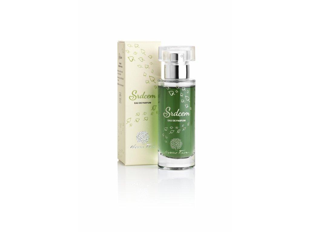 Přírodní parfémová voda Srdcem 30 ml