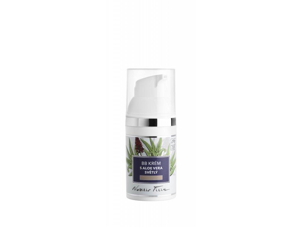 BB krém s Aloe vera světlý 30 ml