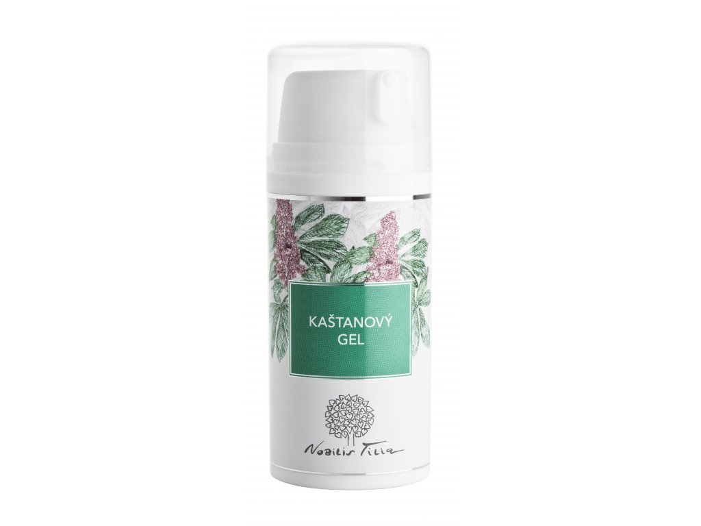 Kaštanový gel 100 ml