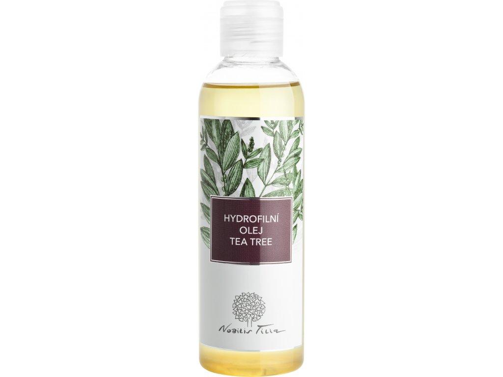 Hydrofilní olej s Tea tree 200 ml