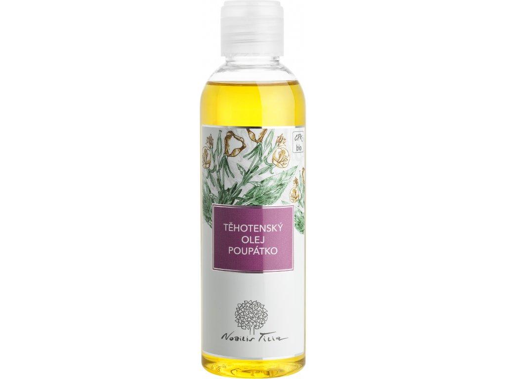 Těhotenský olej Poupátko 200 ml
