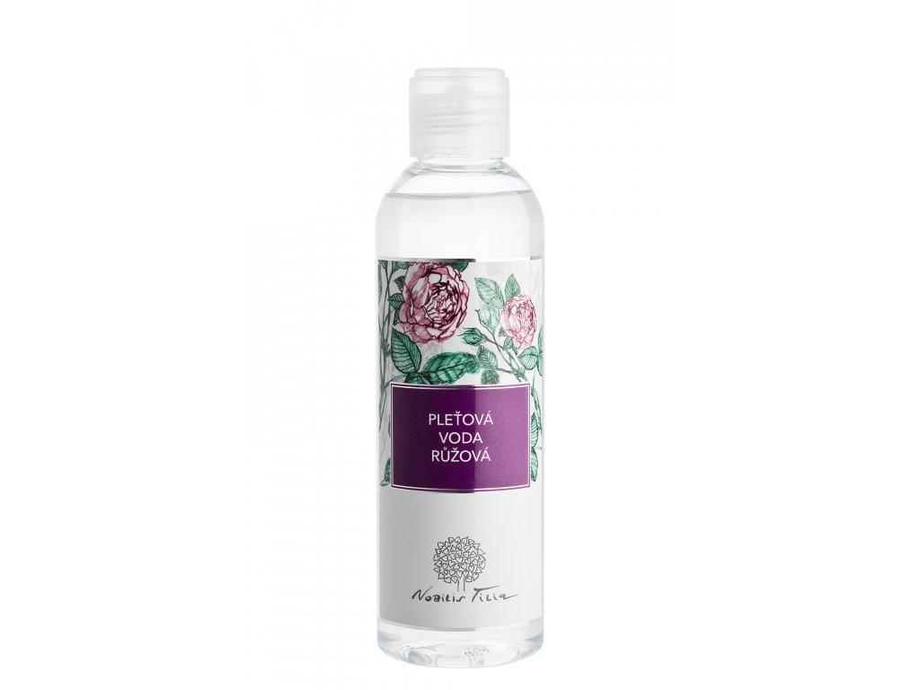 Pleťová voda Růžová 200 ml