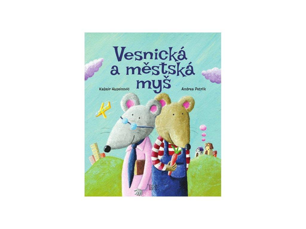 Huseinovic-Vesnická a městská myš