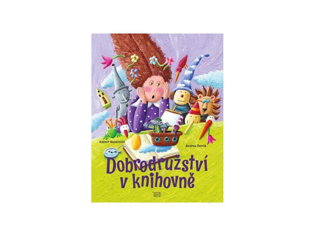 Huseinovic-Dobrodružství v knihovně