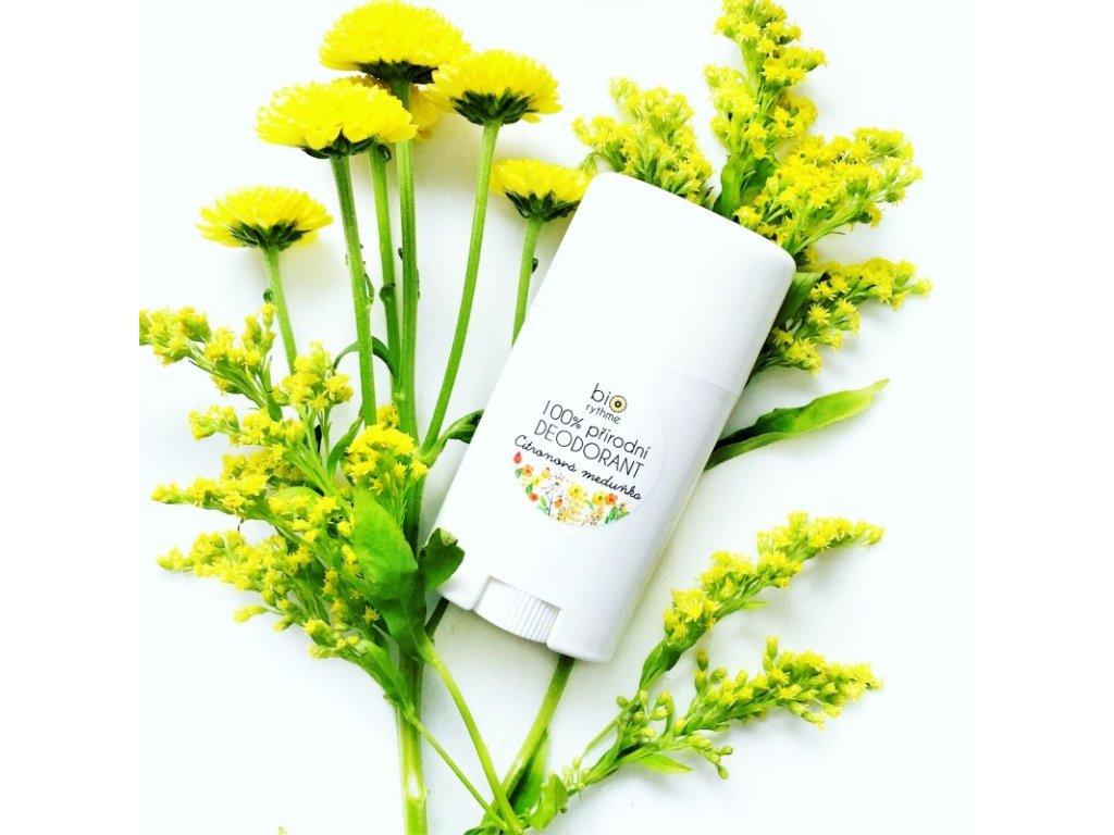 XXL deodorant Citron.meduňka 60g