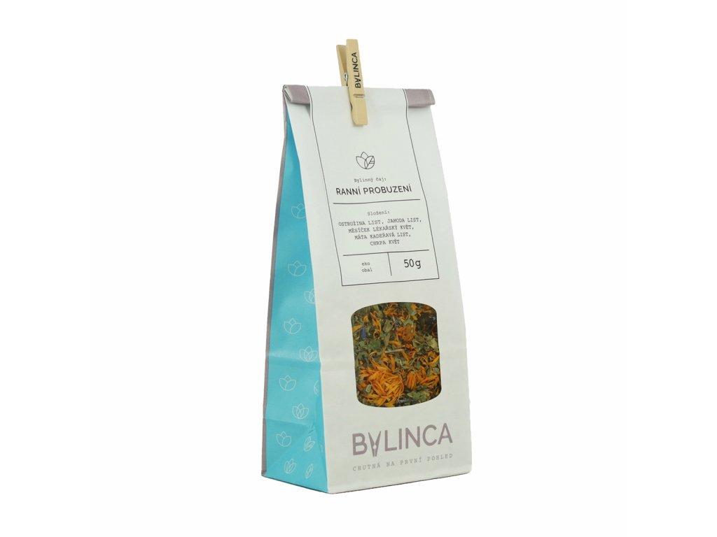 Bylinný čaj Ranní probuzení 50 g