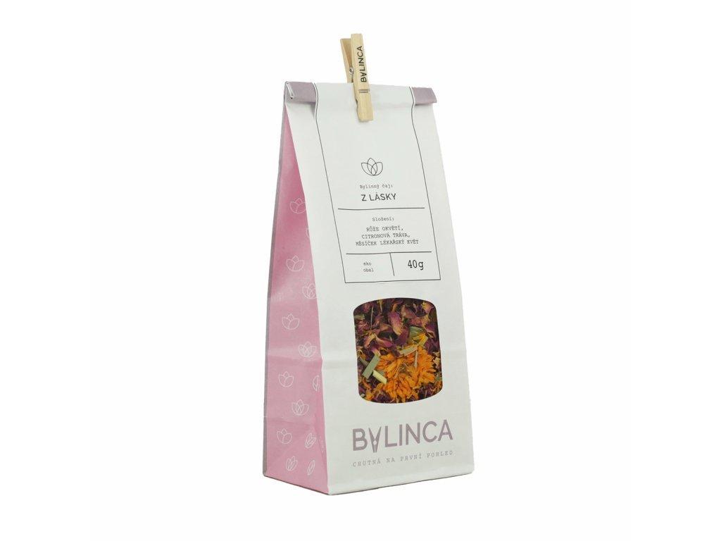 Bylinný čaj Z lásky 40 g